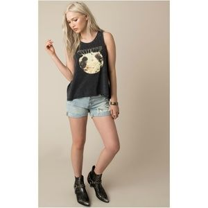 NEW Icons of Culture 'Steppenwolf' Gray Tank Top